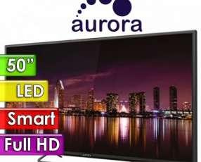 Smart TV LED Full HD de 50 pulgadas de Aurora 50K9