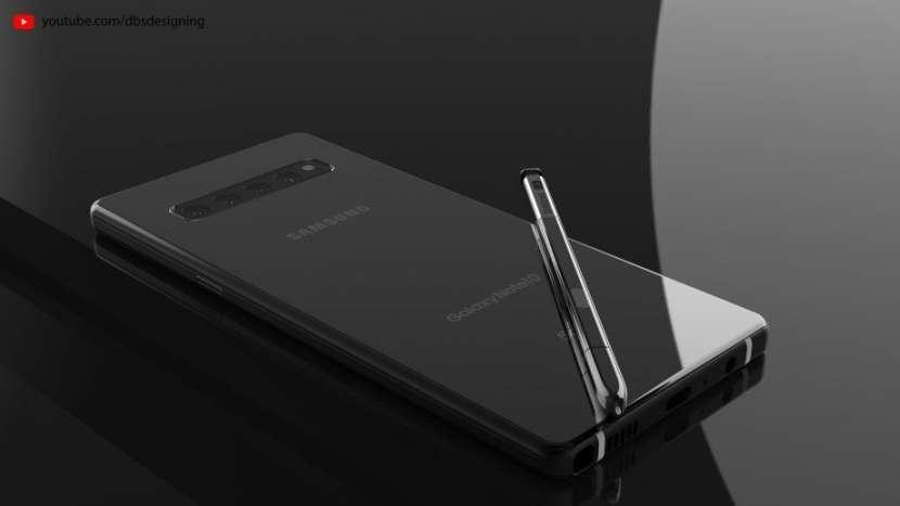 Samsung Galaxy NOTE 10 256 GB - 2
