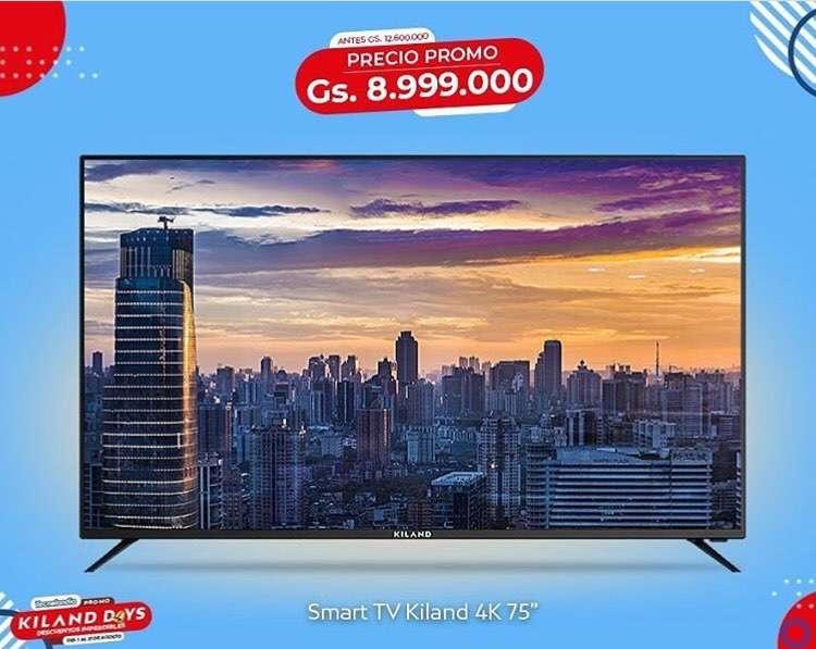 Smart tv kiland - 0