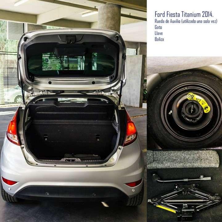 Ford Fiesta Titanium 2014 - 4
