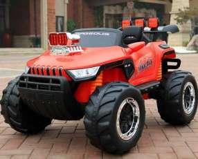 Monster truck eléctrico para niños