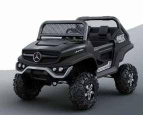 Camioneta Mercedes eléctrica para niños