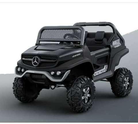 Mercedes eléctrica para niños