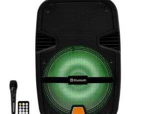 Parlante karaoke Megastar SPA122BTA