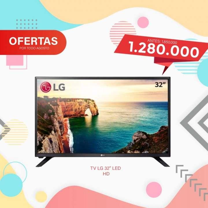 TV LED LG 32 pulgadas - 0