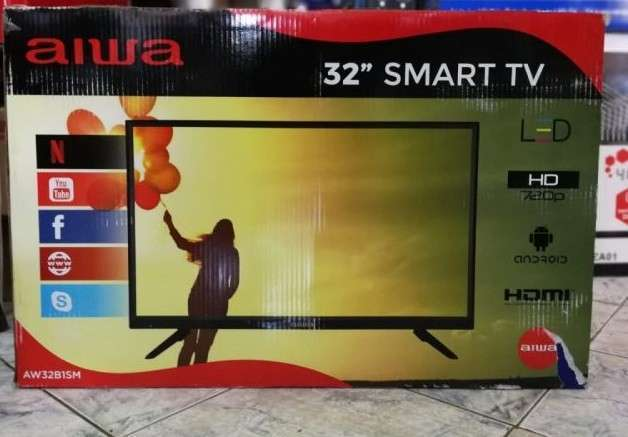 Smart TV AIWA 32 pulgadas - 1