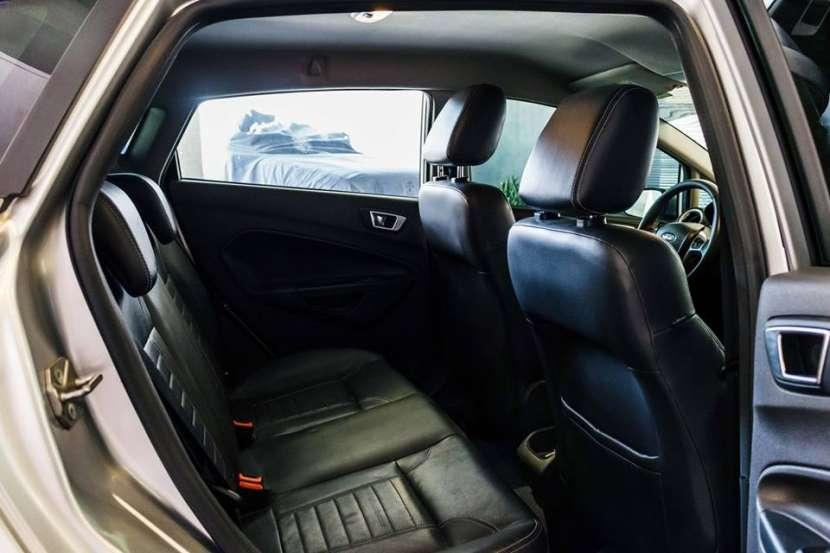 Ford Fiesta Titanium 2014 - 2