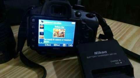 Cámara Profesional Nikon D3200 de 14 megapíxeles - 5