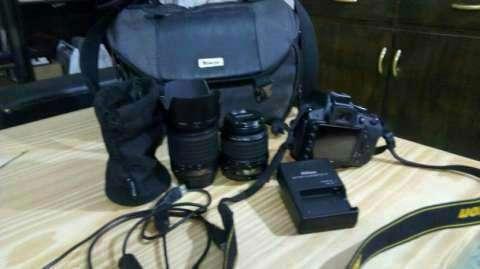 Cámara Profesional Nikon D3200 de 14 megapíxeles - 6