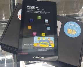 Tablet Hyundai de 7 pulgadas con chip de 16 gb