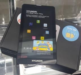 Tablet Hyundai 7 pulgadas con chip