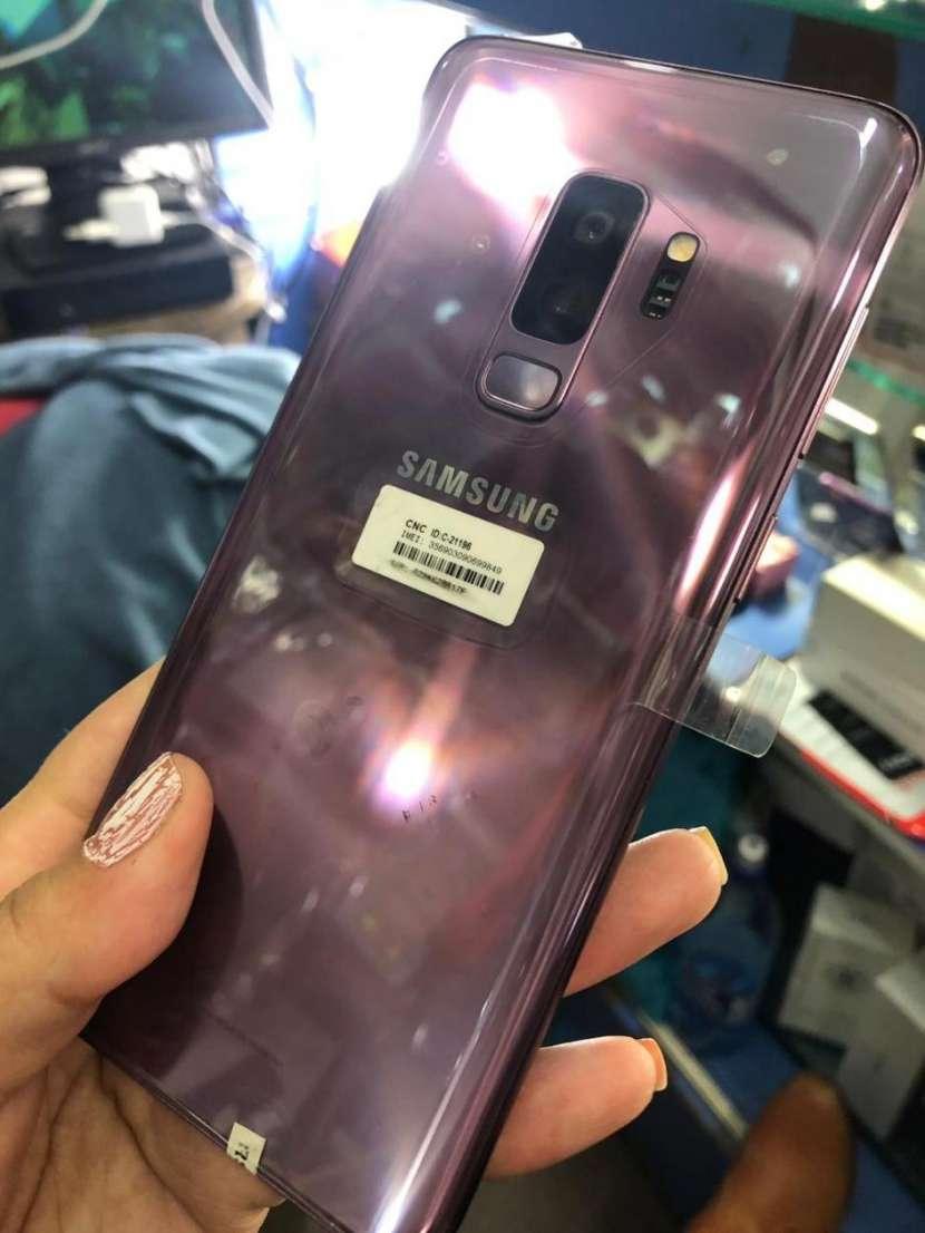 Samsung Galaxy S9 Plus impecable de 64 gb - 0