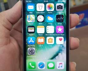 iPhone 5s de 32 gb impecable