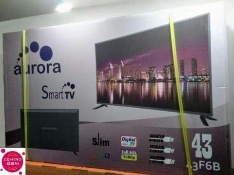 TV Smart 43 pulgadas Full HD WiFi - 0