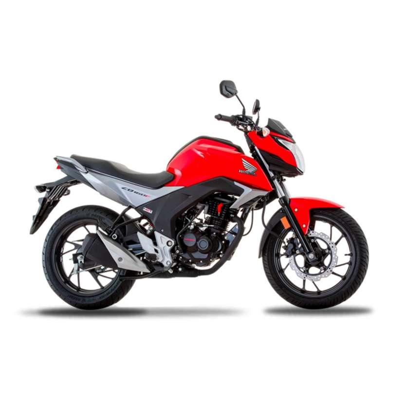 Moto Honda CB160F - 0