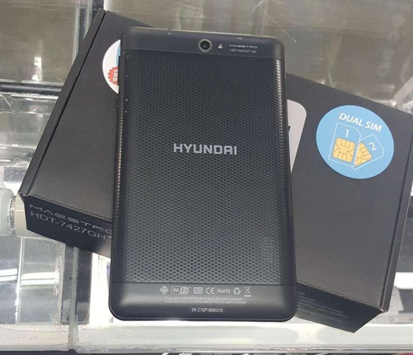 Tablet Hyundai 7 pulgadas con chip - 1