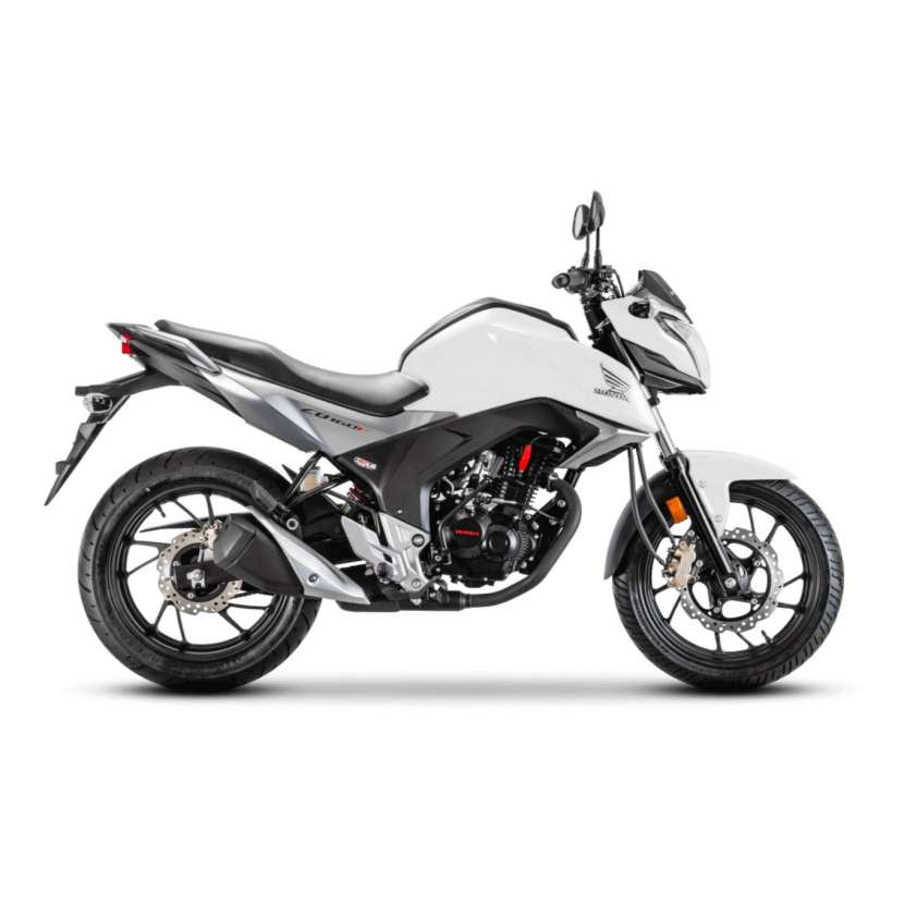 Moto Honda CB160F - 1