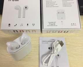 Auriculares Inalámbricos con Estuche de Carga I7 Mini TWS
