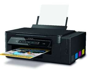Impresora Epson multifuncional eco tank l395