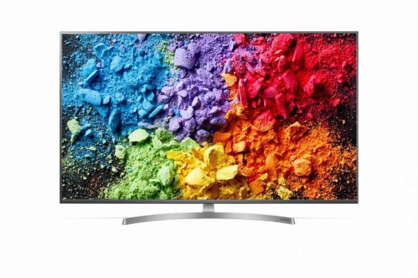 Smart TV LG de 55 pulgadas - 1