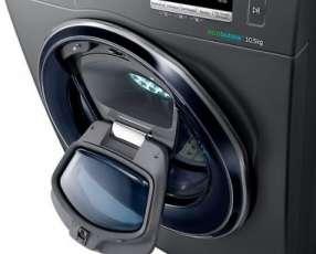 Lavarropas Samsung Carga Frontal 10kg Negro