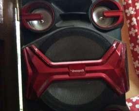 Karaoke portátil Ecopower