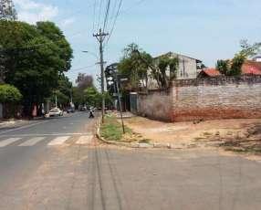 Terrenos en esquina en Asunción