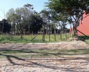 Terrenos en Lambaré Zona Aso de Hacienda