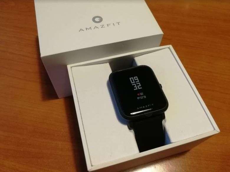 Xiaomi Amazfit Reloj Smartwatch - 0