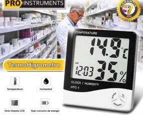 Termohigrometro Digital, Mida temperatura y humedad Farmacia