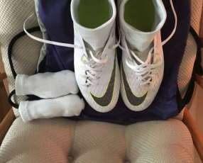 Taquilla Nike Hypervenom Talle 12 U.S. 46 EUR