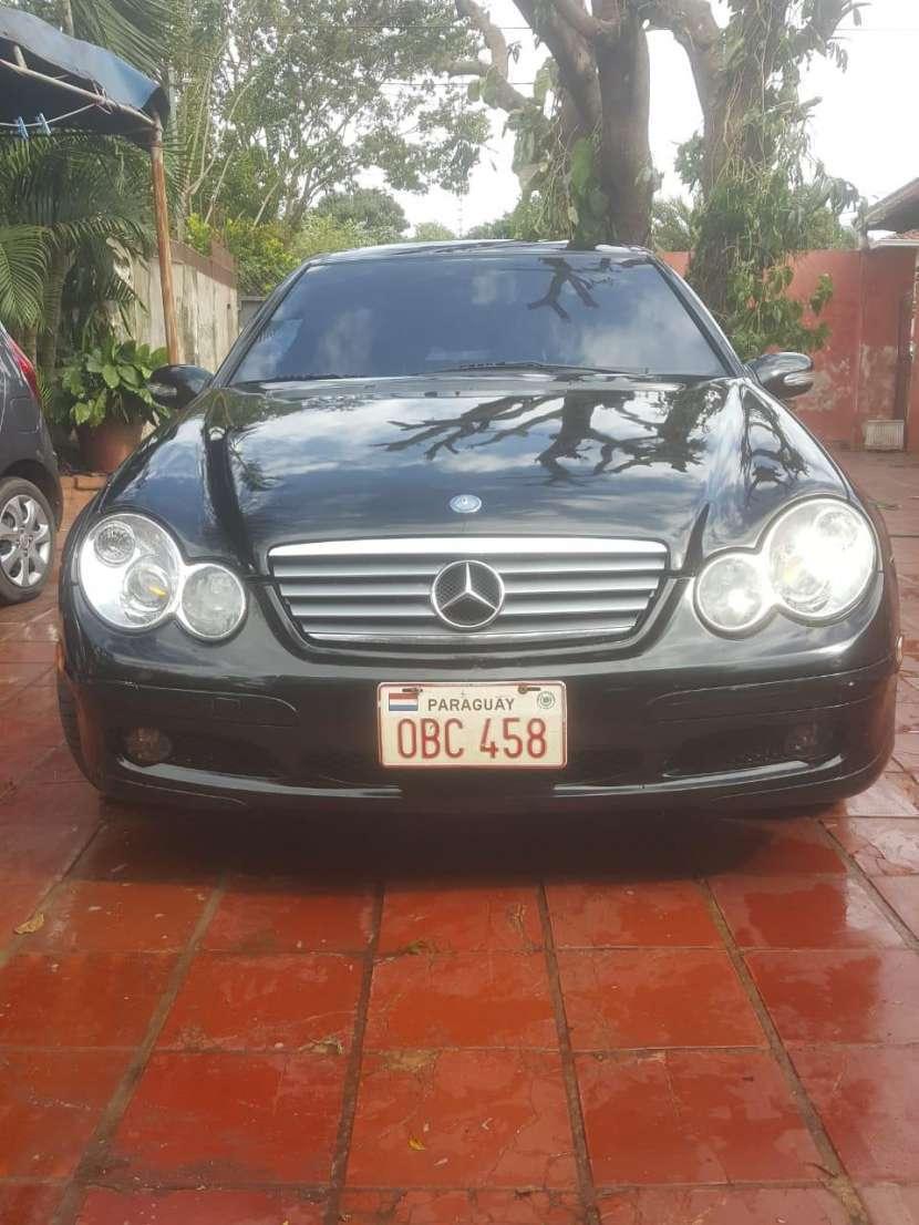 Mercedes Benz C230 Kompressor Coupe 2002 - 0