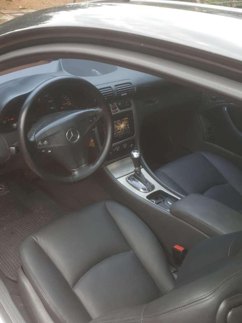 Mercedes Benz C230 Kompressor Coupe 2002 - 1