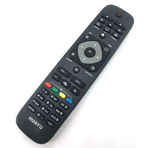 Control remoto para tv Philips - 0