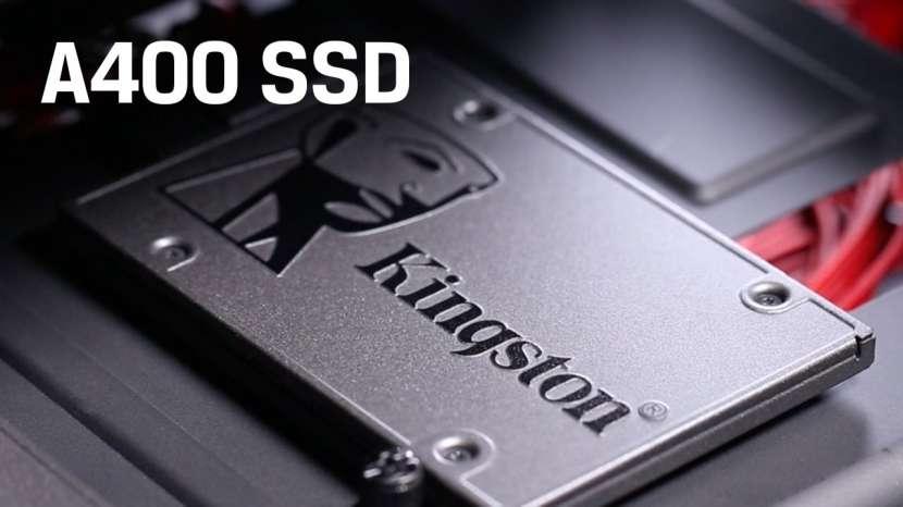 Disco duro SSD 480gb Kingston - 0