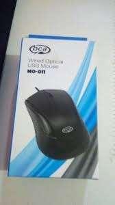 Mouse usb BCA BARATO - 0