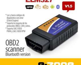 Scanner OBD2 ELM 327 bluetooth diagnostico