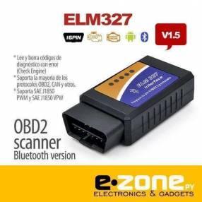 Scanner OBD2 ELM 327 bluetooth diagnóstico