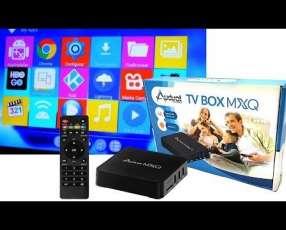Mini pc tv box Android 7.1 audisat mxq 4k 2gb/16gb