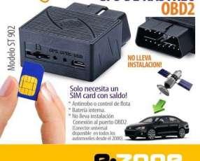 Gps rastreo a sim card ST902 OBD2