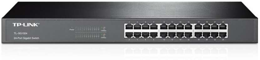 Switch 24 puertos tp-link 10/100 tl-sf1024m - 0