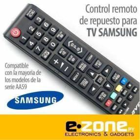 Control remoto para tv Samsung
