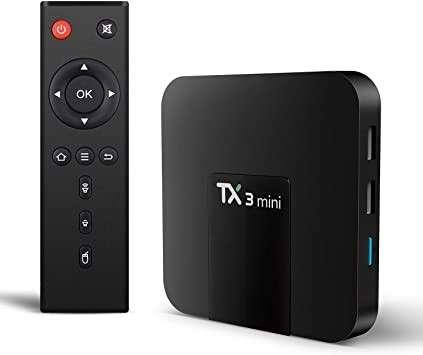 Tv Box Android 7.1 + IPTV gratis - 8
