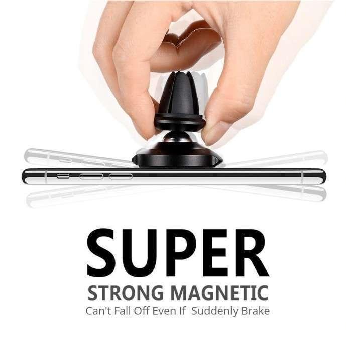 Soporte magnético para teléfonos - 1