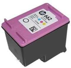 Cartucho de tinta HP 662 color. - 1
