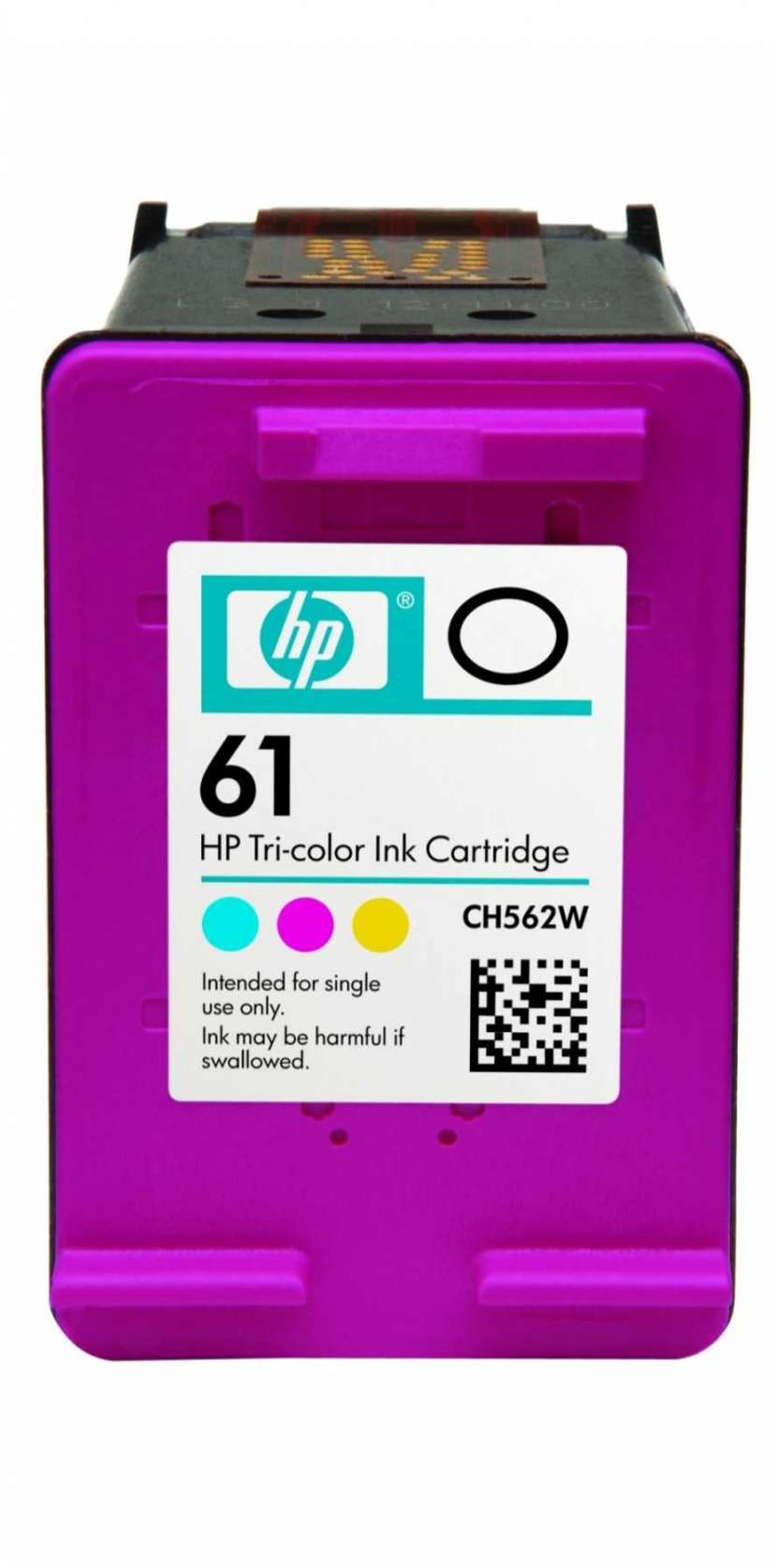 CARTUCHO DE TINTA HP 61 COLOR. - 1