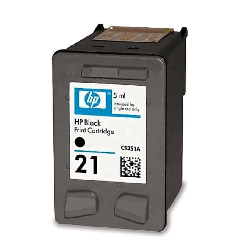 Cartucho de tinta HP 21 - 1