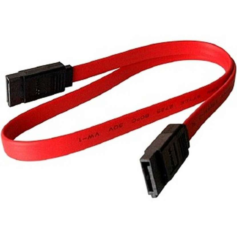 Cable Sata para datos rojo. - 1