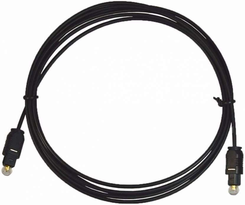 Cable óptico para audio - 1
