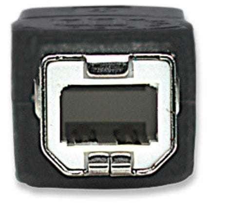 Cable USB 2.0 tipo A-B para impresora marca Manhattan. - 1